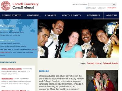 cornell abroad